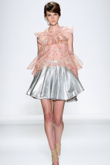 2011: Zimmermann takes its flirty dresses to the US.