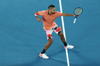 Special mention: Nick Kyrgios.