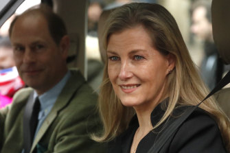 Prince Edward and Sophie, Countess of Wessex, have both indicated that they are happy to take on more of the workload.