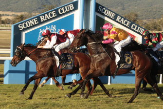 Racing returns to the horse capital of Australia on Monday with a seven-race card.