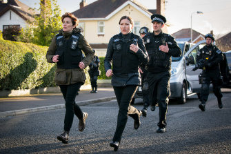 The cast of Line of Duty bring power to the nitty-gritty.