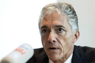 Switzerland's attorney-general Michael Lauber offered his resignation last week.