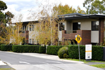 Lynden Aged Care in Camberwell.
