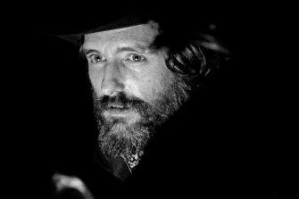 Dennis Hopper in Hopper/Welles, an addition to the MIFF Play online program.