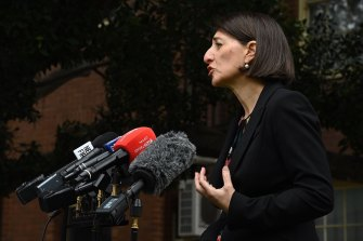 NSW Premier Gladys Berejiklian is confident her government won't win the upcoming byelection.
