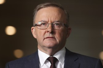 Opposition Leader Anthony Albanese has called on Prime Minister Scott Morrison to decide whether the accused cabinet minister should step aside.