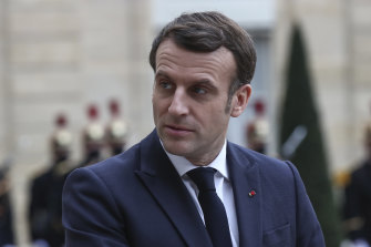 French President Emmanuel Macron ordered secret documents be released.