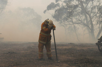 Amid bushfires and drought, a poll shows the environment has emerged as our top concern.