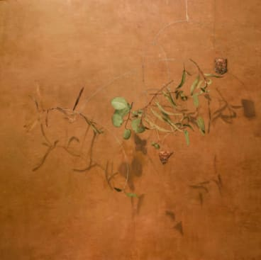 <p>Hayley Lander, <i>Unburdened</i>, in <i>Softly Calling</i> at Form Studio and Gallery.</p>