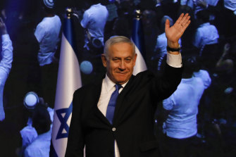 Israeli Prime Minister Benjamin Netanyahu could wave goodbye to the leadership unless he is able to negotiate an expanded coalition.