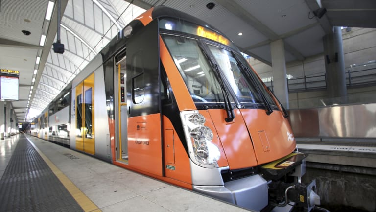 The first of 24 new Waratah trains is expected to begin passenger services within the next two weeks.