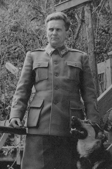 Josip Broz Tito in May 1944.