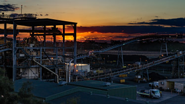 The COVID-19 economic downturn has weighed on prices for Australia's thermal coal exports.