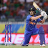 India first team through to World Cup semis