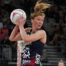 Vixens' Tegan Philip caps record game with MVP in win over Adelaide