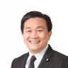 Wang Ting-yu, Taiwanese MP, chair ofTaiwan's Foreign Affairs and Defence Committee.