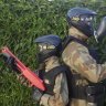 Children as young as 12 free to play paintball