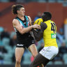 Tigers' legal counsel interviewed Chol about groping incidents