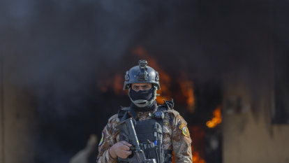 US ready to deploy more force in Iraq against militia attacks