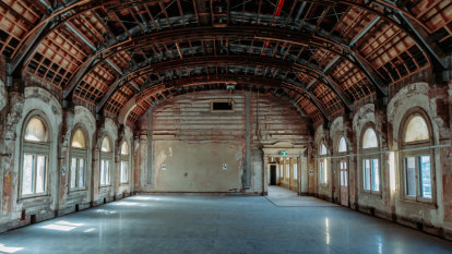 Flinders Street Station ballroom: Your say on what it should become