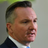 'Be angry on behalf of the people we represent': Chris Bowen's call to Labor