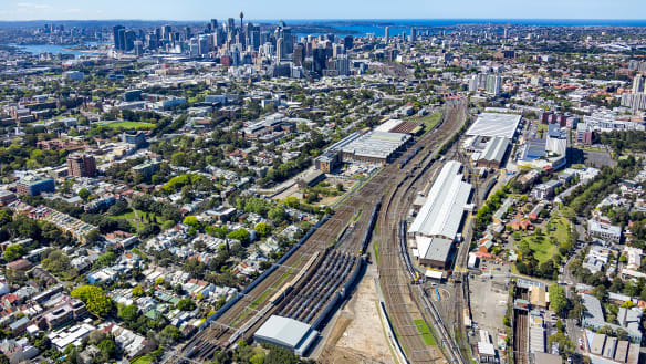 State government rejects plans for Google HQ in Sydney