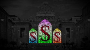 With $30b in wealth, why is the Catholic Church struggling to pay for justice?