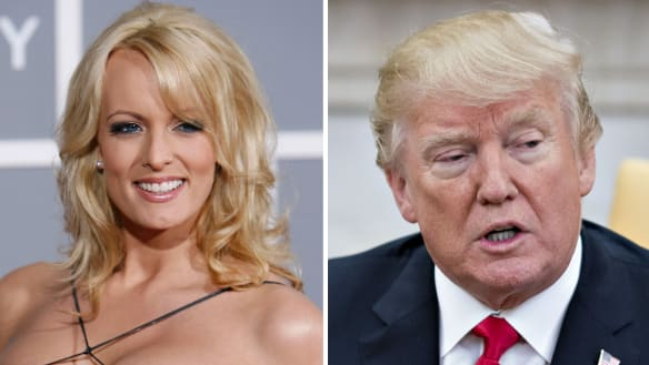 Trump attorney accuses Daniels of violating nondisclosure agreement 20 times