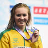 Ariarne Titmus smashes national record in 800m breakthrough at Pan Pacs