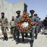 As cities fall in Afghanistan, the propaganda war grows