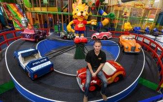 Bret Stremski at Lollipops Play Centre, Bentleigh East.