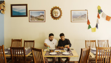 With its homely atmosphere and authentic dumplings, O! Momo brings a small slice of Nepal to busy Randwick.
