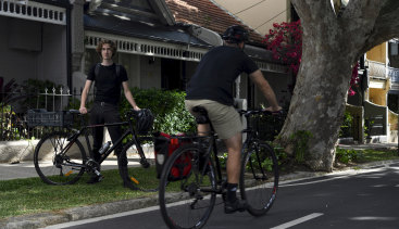 Cycleways should be designed into new precincts, the planning policy says.
