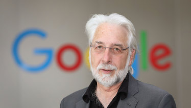 Google vice president of news Richard Gingras is planning to speak to the Australian competition regulator about its inquiry into the digital platforms.
