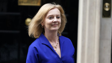 Britain's new Foreign Secretary Liz Truss is one of Australia's closest supporters in cabinet.