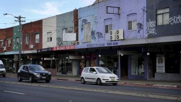 Parramatta Road has fallen on hard times but wait until electric cars arrive.