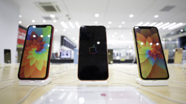 Apple will wait as long as a year after the initial deployment of the new networks before its main product gets the capability to access them, sources said.