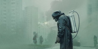 A scene from the HBO mini-series, Chernobyl.