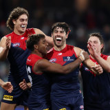 The Dees win through to the preliminary final, earning a week off in September.
