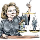 Chief Justice Susan Kiefel.