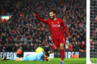 Mohamed Salah has tested positive for COVID-19 while away on international duty.