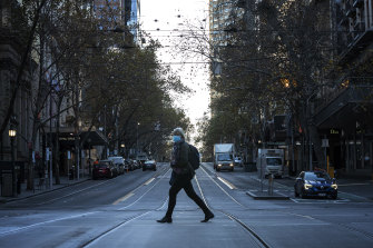 The two cases, which have both been reclassified, had been used to build the case for extending Melbourne's lockdown.
