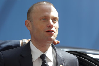 Malta's Prime Minister Joseph Muscat is to step down next year.