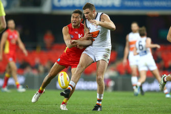 Gold Coast and GWS are the youngest of the 18 AFL clubs.