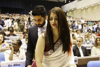 Bollywood couple Abhishek Bachchan and Aishwarya Rai Bachchan have both tested positive for COVID-19.