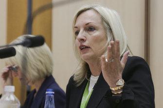 Australia Post's Christine Holgate.