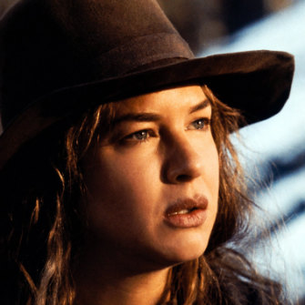 Cold Mountain (2003) earned Zellwegger her first Oscar, for best supporting actress.