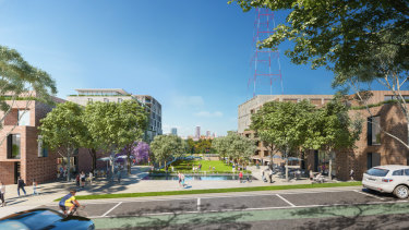 Nine Entertainment's Willoughby, Sydney, site has received approval recommendation from the NSW Department of Planning