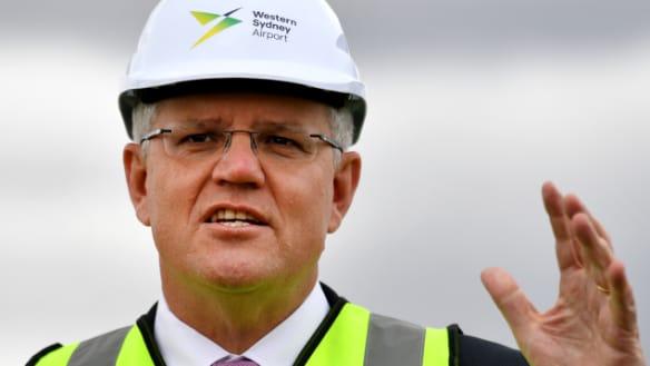'Biggest game changer': Work begins at new Sydney airport