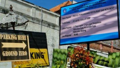 'Staggering': Bali bombing survivors lash nightclub proposal for Sari Club site